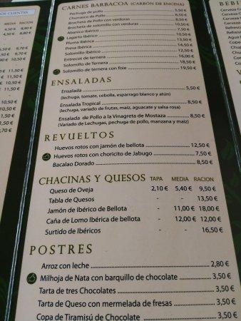 Castilleja de la Cuesta, España: la Antigua (Venta Chiquitín)