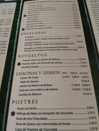 Castilleja de la Cuesta, Spain: la Antigua (Venta Chiquitín)