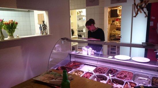 Ommen, Países Bajos: verkoopbalie