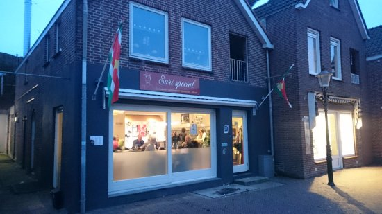 Ommen, Países Bajos: buitenkant