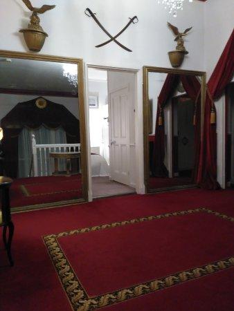 Maranatha Country House: El distribuidor de las habitaciones