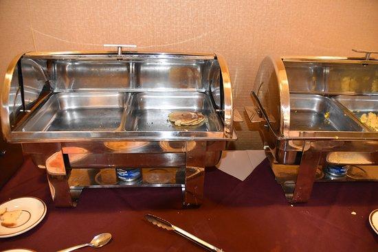 """Hotel Coral Suites: das """"reichhaltige Frühstück"""""""