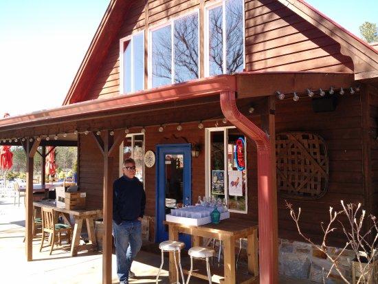 Tryon, NC: Quaint tasting room