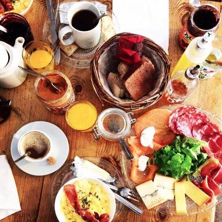 brunch nantais - picture of tabl'o gourmand, nantes - tripadvisor