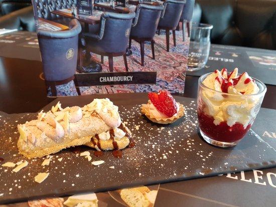 Au bureau chambourcy restaurant reviews phone number photos