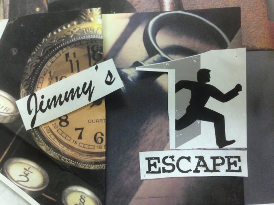 ‪Jimmy's Escape Room, LLC‬