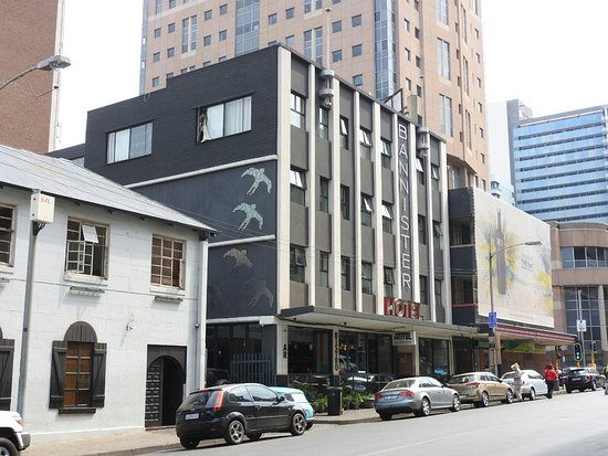 Braamfontein, South Africa: the Hotel
