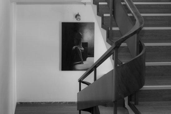 Capsis Astoria Heraklion Hotel: Staircase
