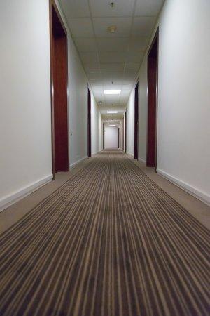 Capsis Astoria Heraklion Hotel: Corridors
