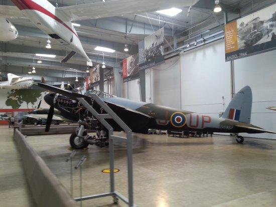 Flying Heritage & Combat Armor Museum
