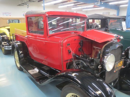 Rio Rancho, New Mexiko: Early Ford pickup
