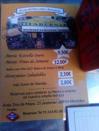 La Felipa Picture Of La Felipa Mostoles Tripadvisor