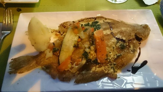 L'Archipel : Lemon Fish main