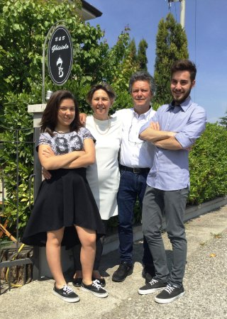 San Giorgio di Mantova, Italia: Gruppo di famiglia