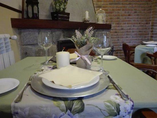 Alfacar, إسبانيا: salón comedor 