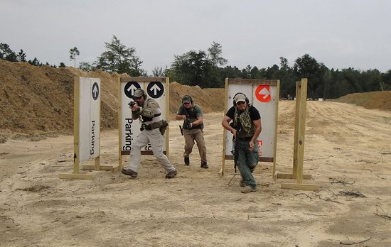 MCTA Shooting Range