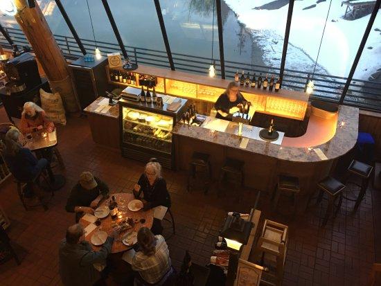 Cedar St. Bistro & Espresso Bar: Cedar St. Bistro Wine Bar