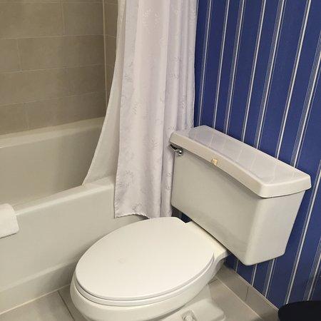 Sheraton Bellevue: Bathroom