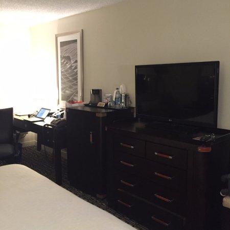 Sheraton Bellevue: Room