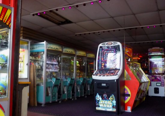 Queens Bowling Centre, Rhyl