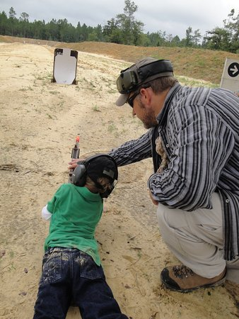 Picayune, MS: Kids Safety | MCTA Shooting Range and School