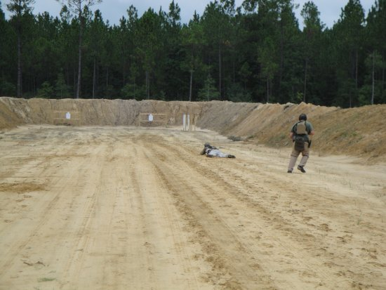 Picayune, MS: MCTA Shooting Range and School