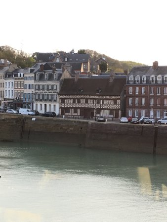 Photo de restaurant du port saint valery en - Restaurant seine port ...