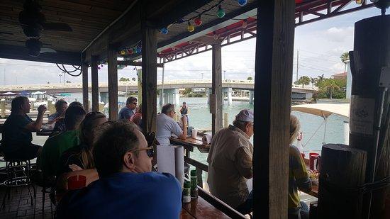 The Wharf Picture Of St Pete Beach Tripadvisor
