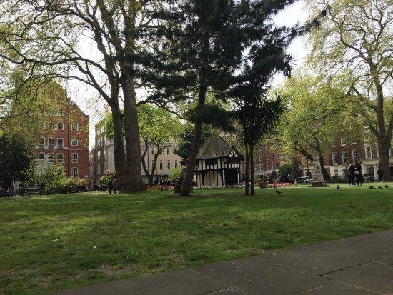 Photo of Park Soho Square at Soho Sq, Soho W1D 3QA, United Kingdom