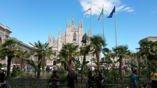 Photo of Church Duomo di Milano at Piazza Del Duomo, Milano 20122, Italy