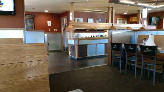 Somerset, Pensilvania: Buffet bar