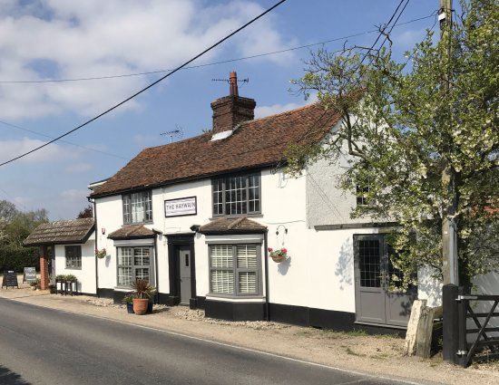 The Haywain Pub and Kitchen near Manningtree