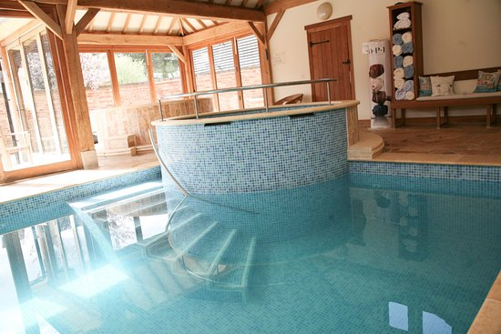 Robertsbridge, UK: Pool room