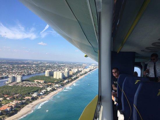 Goodyear Blimp Tour Pompano Beach Florida