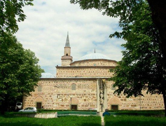 Yambol, Bulgarien: Ески джамия (Старата джамия)