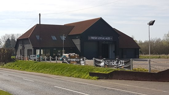 Pentlow, UK : Nethergate Brewery