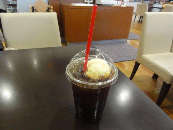 Tsuchiura, Japan: バニラ+コーヒー