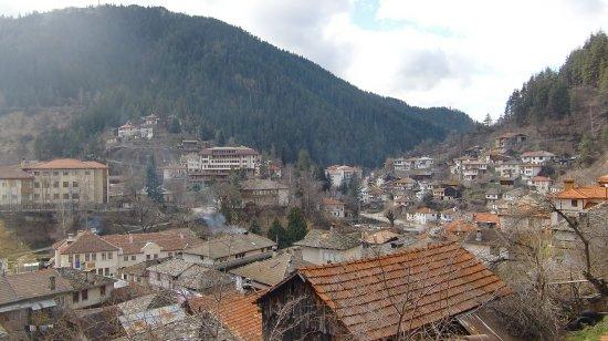 Shiroka Laka, Βουλγαρία: Широка Лъка, вид сверху