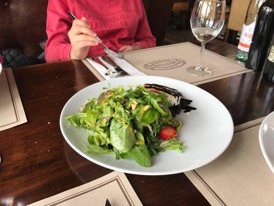 Boat Hotel Matylda Ristorante : Matylda dishes