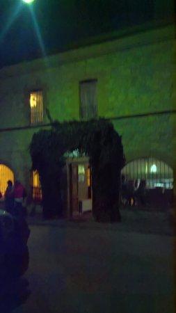 Pellegrino Parmense, Italy: INGRESSO LOCALE