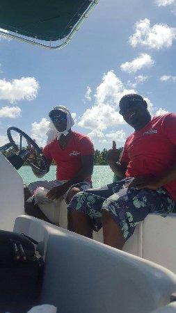 Bayahibe, Den dominikanske republikk: The Captains...i Capitani