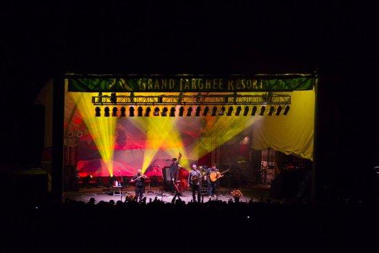 Alta, WY: Summer music festival