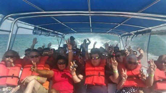 Bayahíbe, República Dominicana: Our new Catamaran Boat
