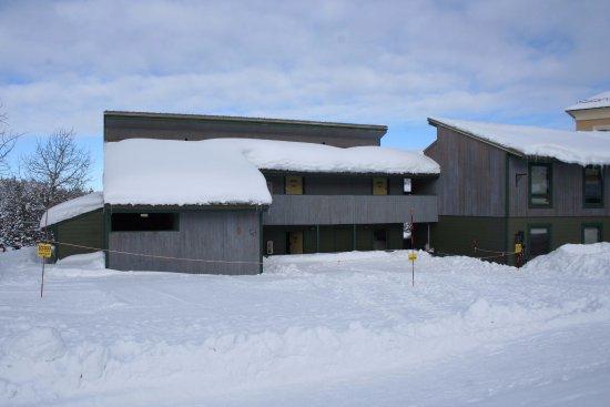Alta, Wyoming: Targhee Lodge 