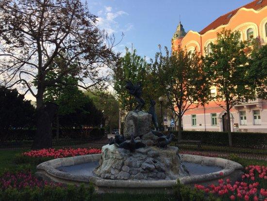 Kačacia fontána