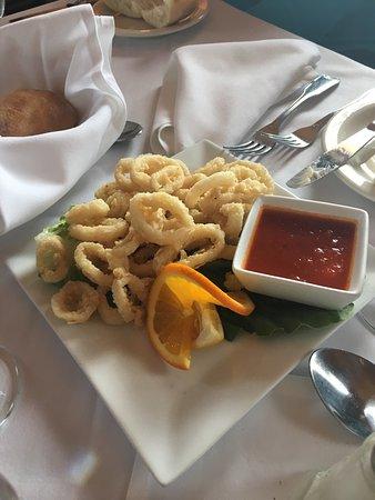 Barcelona Restaurant: Calamari App