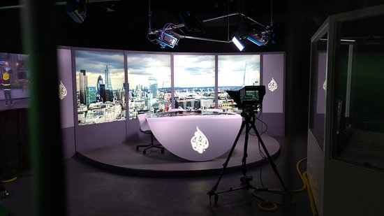 TV Studio Picture of KidZania London London TripAdvisor