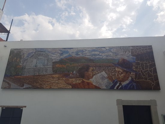 Diego Rivera Museum and Home (Museo Casa Diego Rivera): 20170415_163219_large.jpg