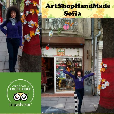 Art Shop Hand Made: My magic tree is with a new decoration :)