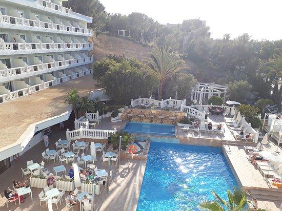 Hotel Bahia Del Sol   Santa Ponsa Check In